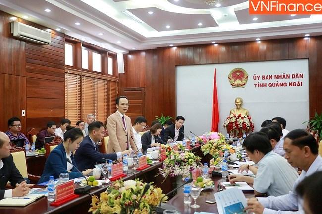 """Tập đoàn FLC chuẩn bị triển khai """"siêu"""" dự án 3.890 ha tại Quảng Ngãi"""