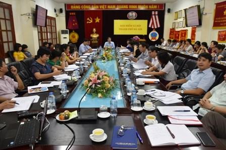 Hà Nội: 32 doanh nghiệp tự giác trả nợ BHXH hơn 11 tỷ đồng