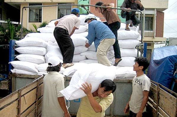 Xuất cấp hơn 900 tấn gạo hỗ trợ nhân dân Thanh Hóa, Yên Bái