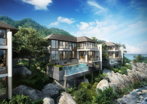 Sun Group ra mắt dòng biệt thự siêu sang Sun Premier Village The Eden Bay