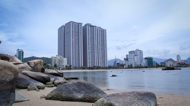 Lộng lẫy khu tổ hợp chung cư khách sạn 5 sao Mường Thanh Viễn Triều - Nha Trang