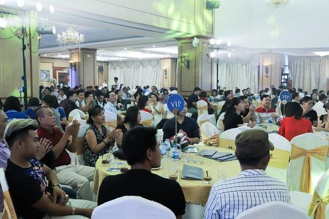 Sức hút của dự án Làng Việt kiều quốc tế Hải Phòng trong ngày mở bán thế nào?