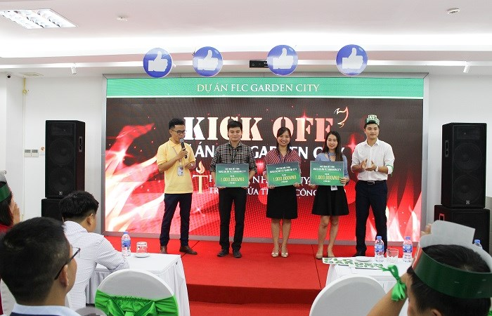 CENLAND kick-off dự án FLC Garden City