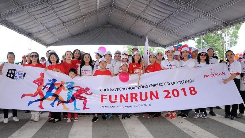 Fun Run 2018 và hành trình xây dựng lối sống khỏe cùng Prudential