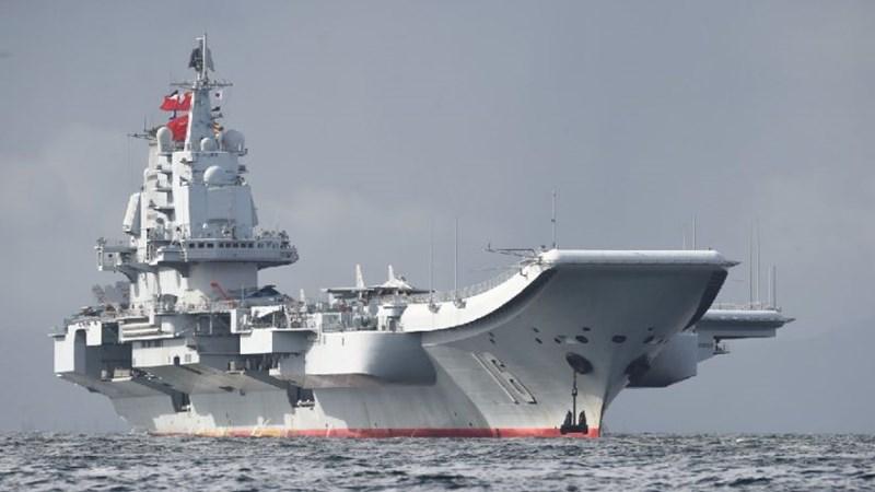 [Video] Lần thử nghiệm tiêm kích đầu tiên của tàu sân bay nội địa Trung Quốc