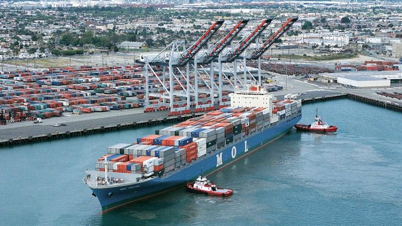 [Infographic] 20 cảng biển lớn nhất thế giới