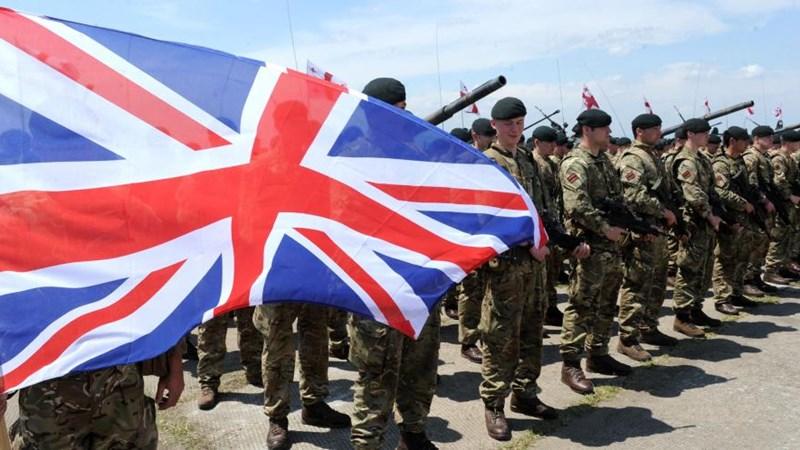 [Video] Căn cứ Anh có thể mở ở Biển Đông để đối phó Trung Quốc