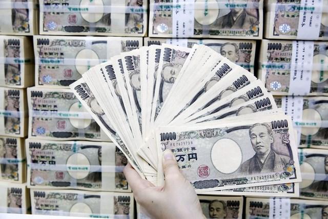 Nhật Bản hướng tới dùng tiền điện tử thay vì tiền mặt