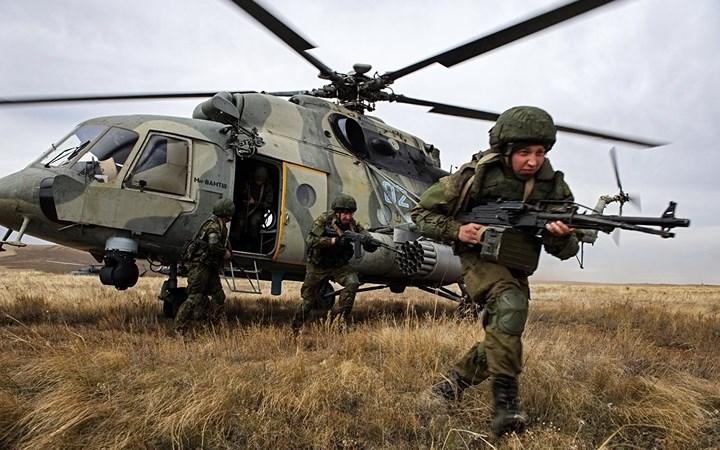 Các loại trực thăng quân sự lợi hại hàng đầu của quân đội Nga
