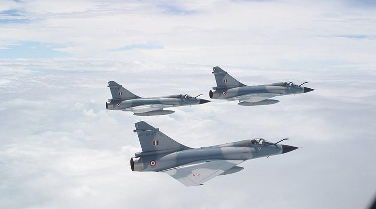 Pakistan công bố bằng chứng bắn rơi tiêm kích Mirage 2000 của Ấn Độ
