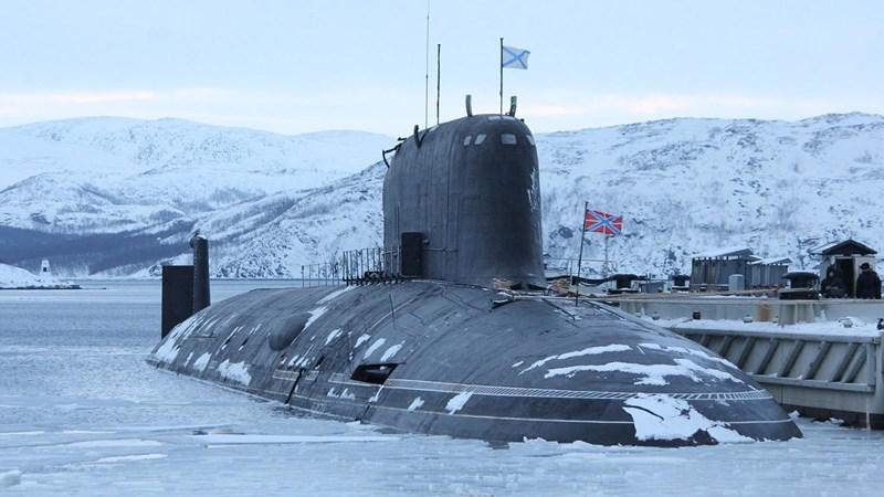 Siêu tàu ngầm mang 6 ngư lôi hạt nhân, đòn đánh kinh hoàng từ lòng đại dương của Nga