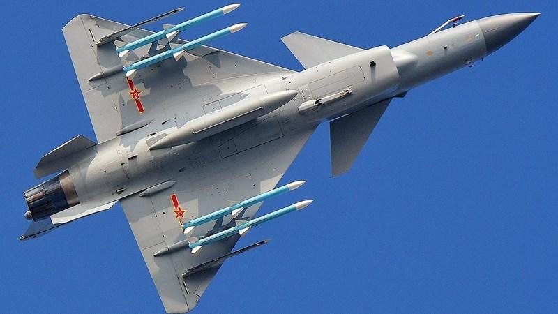 Sự thực về bức ảnh tiêm kích J-10 đầu tiên của Không quân nhân dân Lào