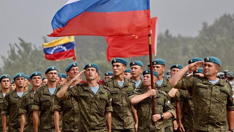 [Video] Đợt điều quân của Nga đến Venezuela khiến Mỹ phản đối