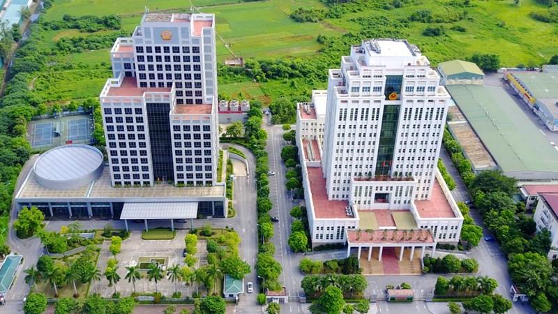 [Infographic] Đề xuất 3 phương án di dời trụ sở 13 bộ, ngành khỏi nội thành Hà Nội