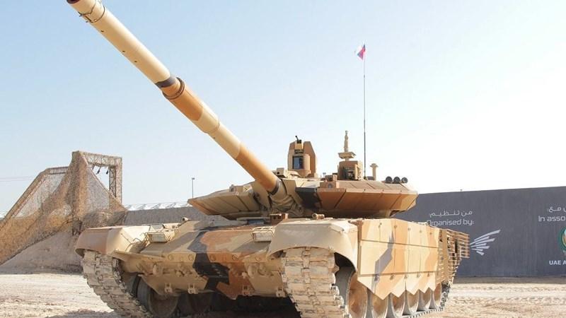 Sau T-90S, Nga tiếp tục bán số lượng lớn xe tăng T-90MS cho đối tác thân thiết
