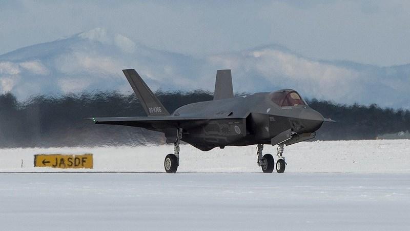 Toàn bộ phi đội F-35A Nhật Bản phải nằm đất, thiệt hại nghiêm trọng
