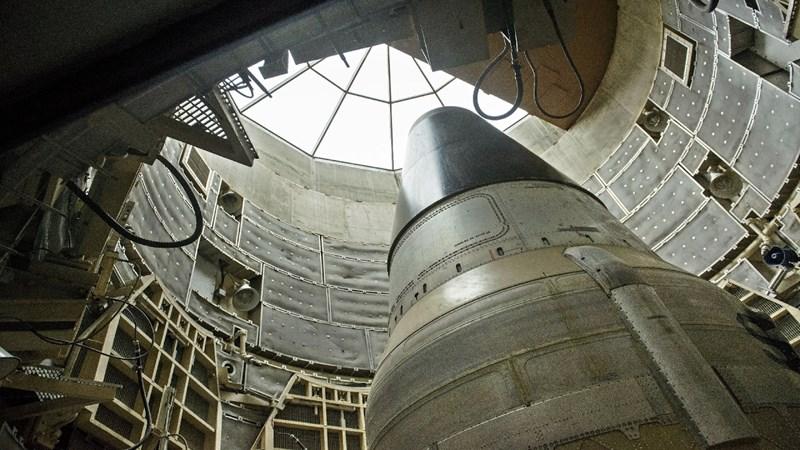 [Video] Căn cứ bị nghi là nơi Triều Tiên giấu tên lửa có thể bắn tới Mỹ