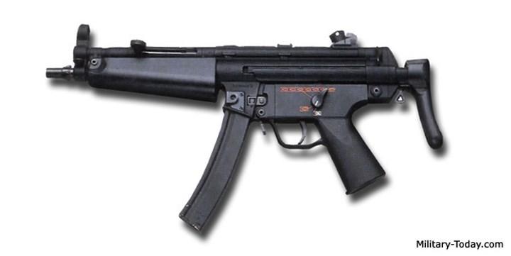 10 khẩu súng tiểu liên uy lực hàng đầu trên thế giới