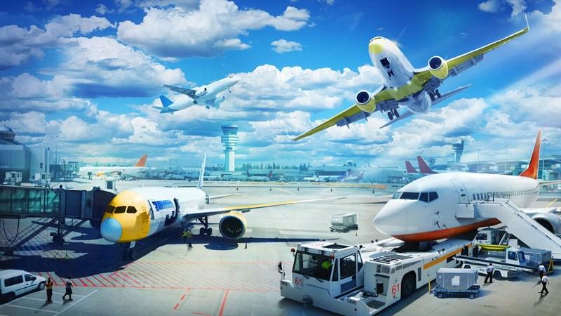 [Infographic] Những cảng hàng không sắp