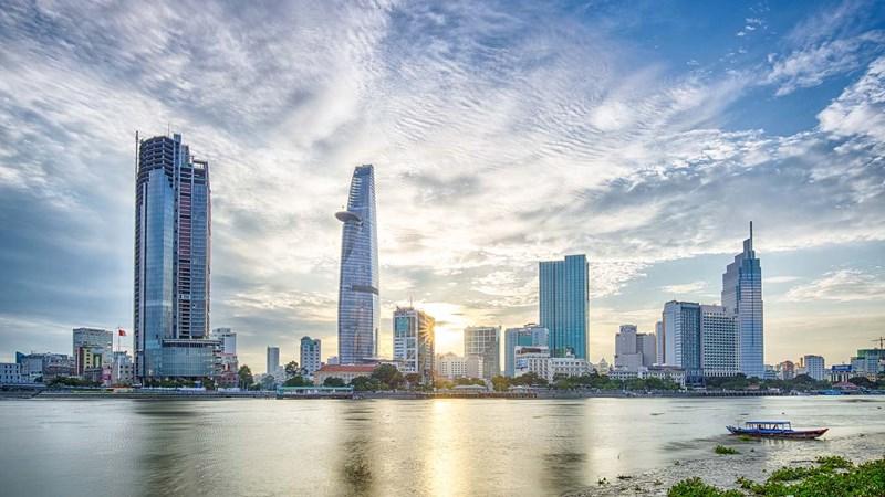 [Infographic] Năm 2018: TP. Hồ Chí Minh tiếp tục khẳng định là đầu tàu kinh tế cả nước