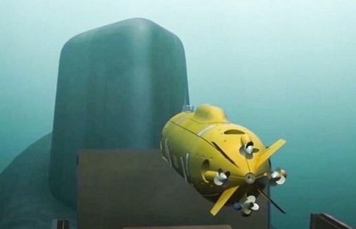 Nhận định gây sốc: Tàu ngầm Poseidon thực chất không được trang bị động cơ hạt nhân