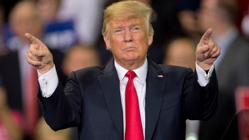 [Video] Những khoảnh khắc hài hước của Trump trong năm 2018