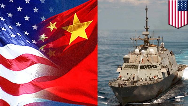 [Video] 18 lần chạm trán giữa hải quân Mỹ - Trung trong hai năm qua