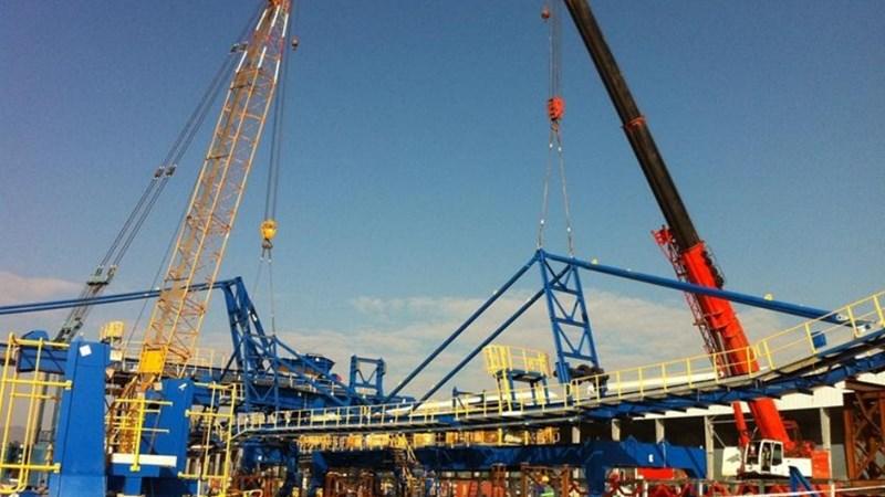 IPO 5,3 triệu cổ phần Tổng Công ty Cơ khí Xây dựng tại HNX