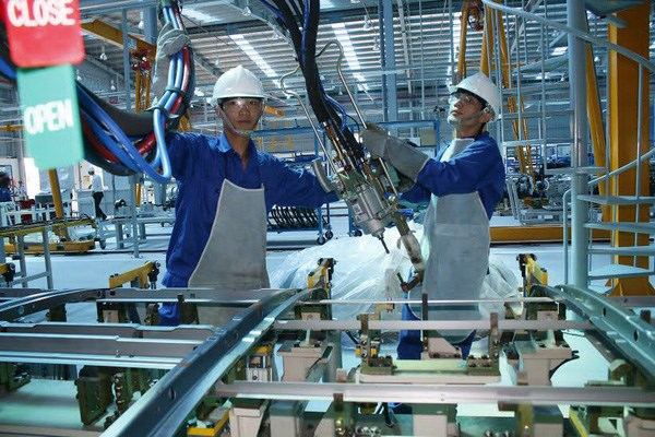Các điều kiện sản xuất tiếp tục cải thiện mạnh mẽ