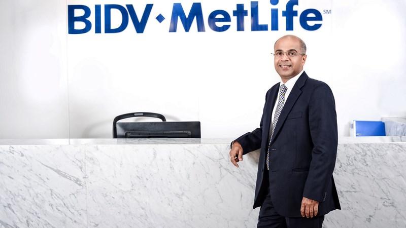 MetLife bổ nhiệm Tổng Giám đốc mới của BIDV MetLife tại Việt Nam