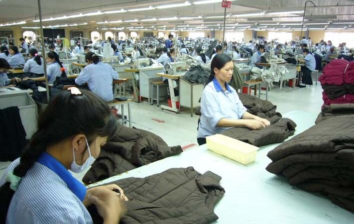 Dệt may Việt Nam với 'sân chơi' TPP