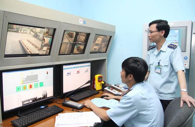 Xây dựng cơ quan Hải quan điện tử hiện đại