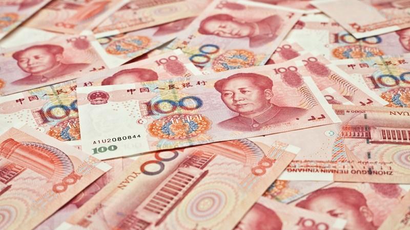 Nợ công Trung Quốc tăng