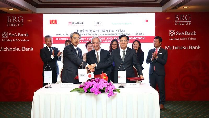 Hợp tác thúc đẩy giao thương Việt Nam - Nhật Bản