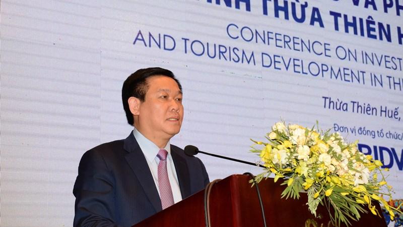 Hội nghị Xúc tiến đầu tư và Phát triển du lịch tỉnh Thừa Thiên - Huế 2016
