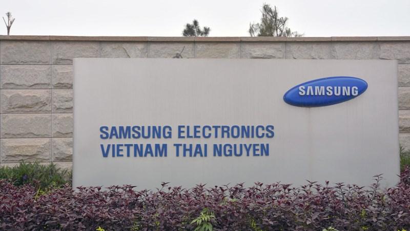 Mở đường vào chuỗi cung ứng của Samsung