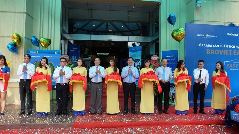 Bảo Việt chính thức ra mắt sản phẩm tích hợp bảo hiểm - ngân hàng