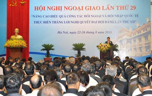 Việt Nam thúc đẩy hợp tác, tạo động lực cho tăng trưởng bền vững