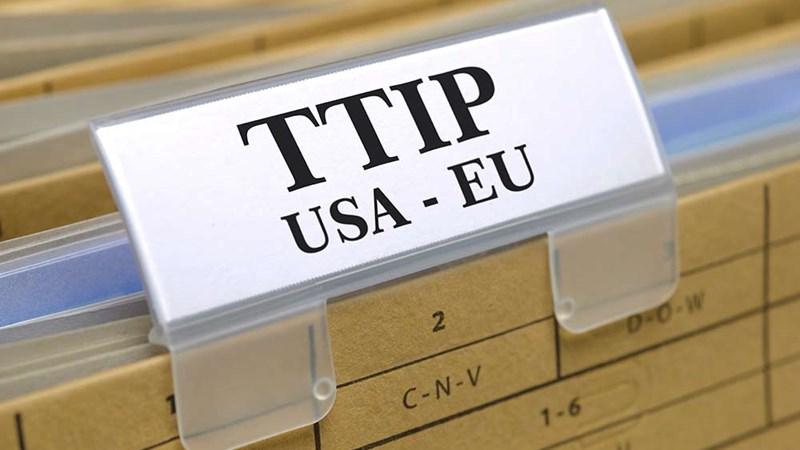 Đàm phán về hiệp định TTIP giữa Mỹ và EU có thể đã thất bại