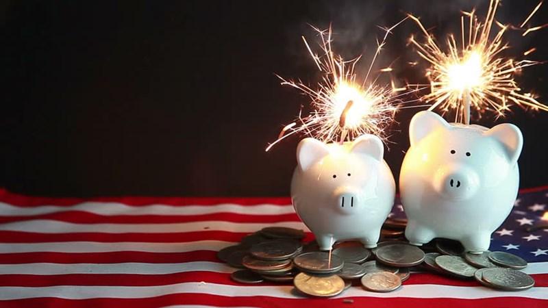 Các ngân hàng Mỹ đối mặt rủi ro