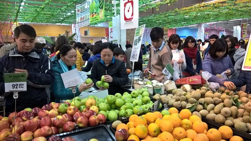 Đại gia nước ngoài dần thâu tóm thị trường bán lẻ