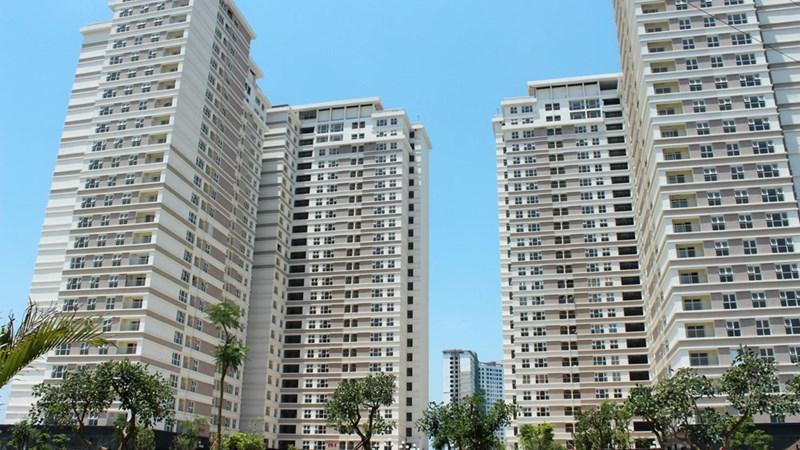 Hơn 14.200 căn hộ được bán tại Hà Nội trong 9 tháng