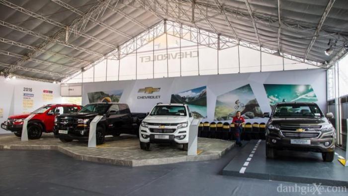 Giá của 7 mẫu xe bán tải hàng đầu Việt Nam
