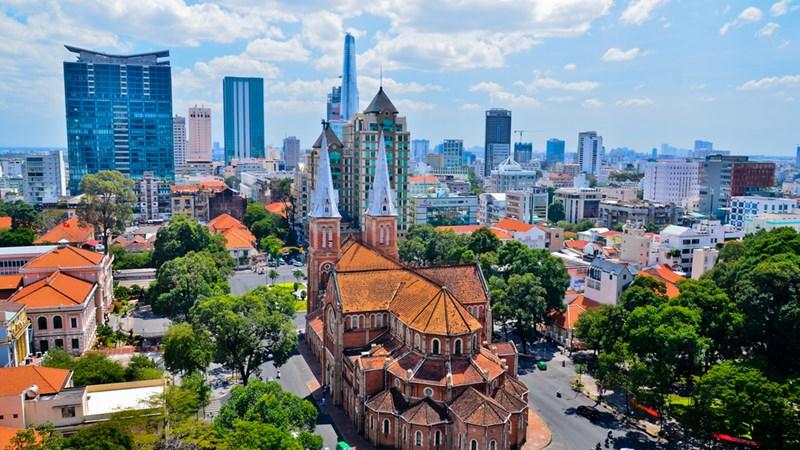 Địa ốc TP. Hồ Chí Minh và xu hướng ly tâm
