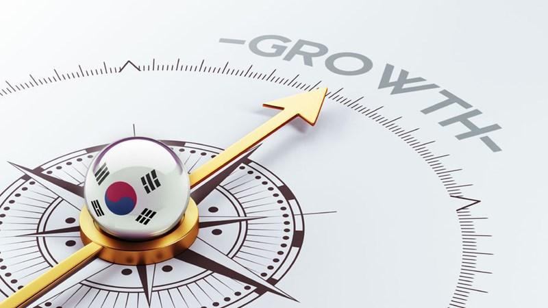 2017: Hàn Quốc hạ mức dự báo tăng trưởng kinh tế còn 2,6%