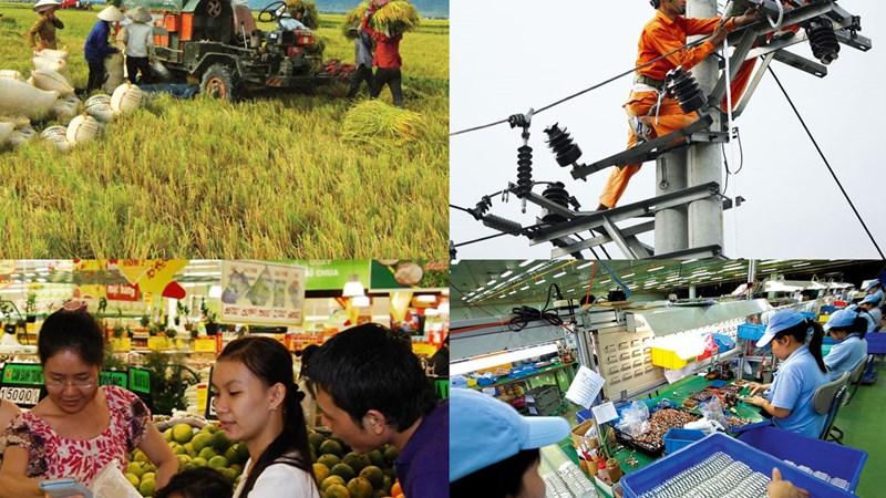 Kinh tế Việt Nam tăng trưởng nhanh trong năm 2017