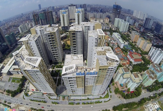 Nguồn vốn FDI đổ vào bất động sản tiếp tục tăng mạnh
