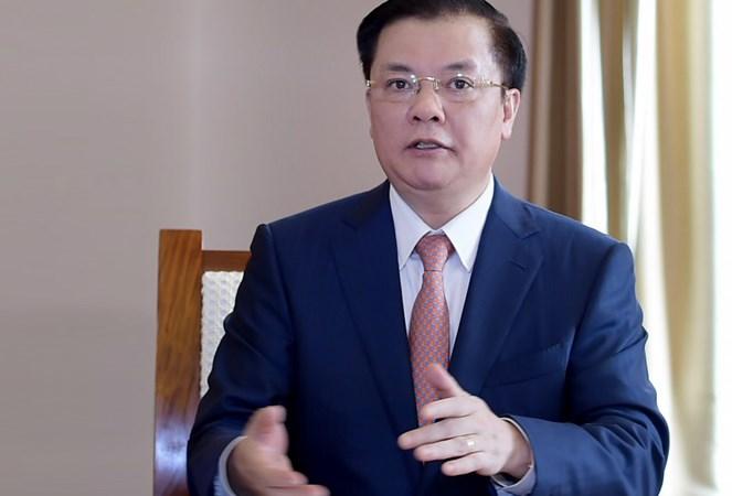 Bộ trưởng Bộ Tài chính Đinh Tiến Dũng: Không ngại khó dù nhiều sức ép