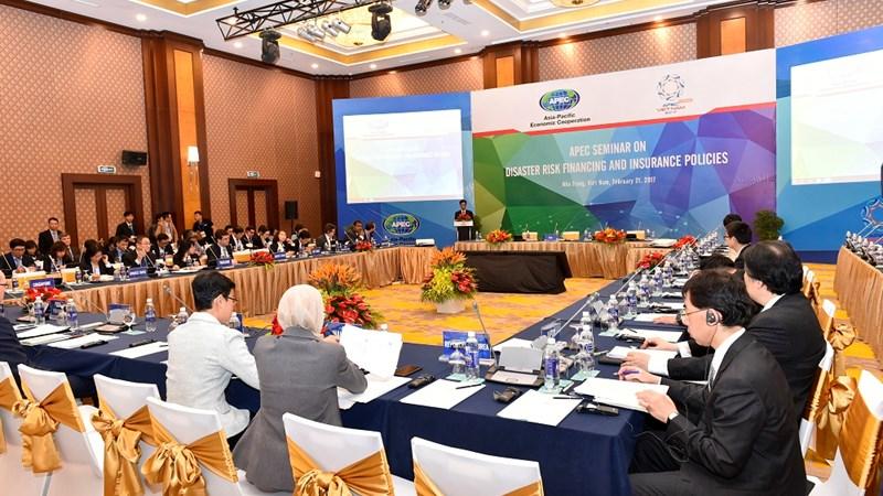 Việt Nam và Tiến trình Bộ trưởng Tài chính APEC 2017