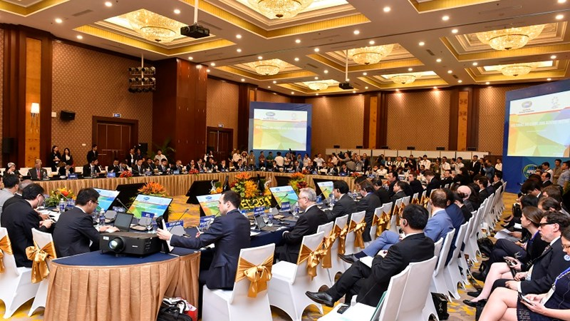 Hội nghị Thứ trưởng Tài chính và Phó Thống đốc Ngân hàng Trung ương APEC 2017